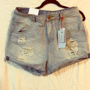 Cotton On Flashback High Rise Short